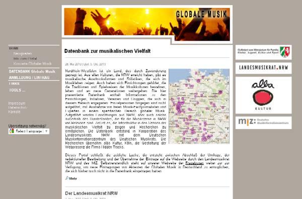 Details | Globale Musik